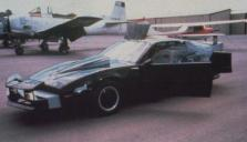 voici la transformation de KITT en mode Super Pursuit (K2000 - Knight Rider)