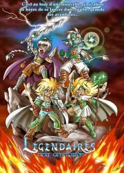 Les Légendaires Next Gen