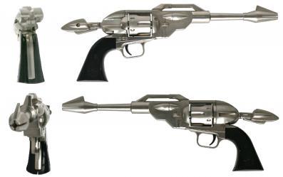 Cosmo Dragoon - Cosmo Gun (Marushin)