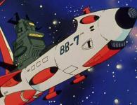 Un cargo Terrien revenant des planètes Surabonde