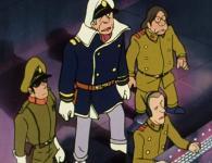 L'équipage est inquiet à la vue de l'Atlantis
