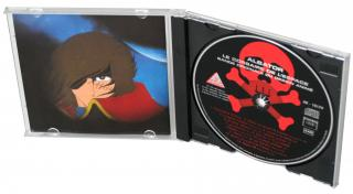 BO d'Albator 78 (CD Audio et Vidéo)