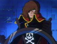 Albator devient une figure paternelle de substitution pour les Tadashi (Johnny ou Ramis dans les VF)