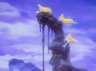 Les trois Fille du Rhin sont les gardiennes de l'Or du Rhin, mais elles n'ont pas pu empêcher Alberich de le voler