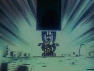 La forge électronique de Tadishi est une machine délicate à manipuler, c'est pour cela qu'Alberich à besoin de Tadashi