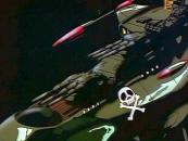 Design de l'Arcadia dans Harlock Saga