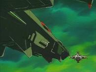 L'Arcadia part affronter le vaisseau d'Alberich