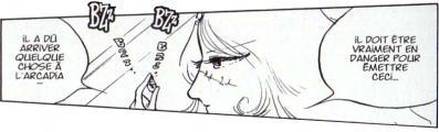 Emeraldas capte le signal de détresse de Toshirô