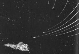 Les 9 Wlakyries attaquent le vaisseau Metanoïde