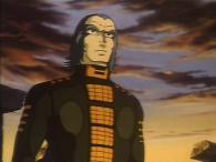Le commandant Zeda propose un duel à Albator