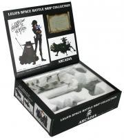 Packaging de l'Arcadia de Mabell de la collection Leiji's Space ship
