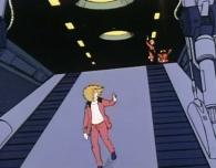 Ramis décide de quitter l'Atlantis car l'équipage ne l'a pas convaincu