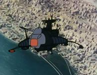 L'Atlantis décolle avec Ramis à son bord
