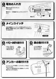 Notice de l'Arcadia d'Aoshima page 1