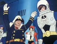 l'équipage du Spatiocarg ne sera pas blessé et sera relâché dès que la cargaison est transportée sur l'Atlantis
