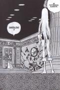 Emeraldas apparaît dans le Tome 1 page 201 du manga Capitaine Albator mais c'est une sylvidre et non la vraie Emeraldas
