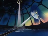 La Reine Sylvidra est informée qu'Albator n'est pas tombé dans son piège