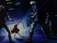 Emeraldas se fait attaquer par l'équipage du cargo qu'elle vient de sauver