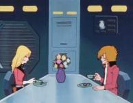 Nausica invite Ramis dans ses quartiers à prendre le Thé