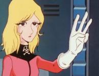 Nausica explique à Ramis que son hésitation a duré 3 dixièmes de secondes