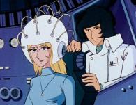 Roger soumet Nausica a des interrogatoires déguisés en expériences