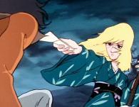 Nausica accuse Roger d'avoir tué son père et de s'être vendu aux sylvidres