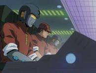 L'équipage du Karyu mélange humain et humanoïdes