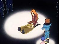 Toshiro meurt peut après avoir fini l'Atlantis