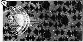 Le Death Shadow affronte l'armada de 168000 vaisseaux Phantasma