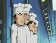 Le Karyu a aussi des cuisiniers humains qui se sont déchargés sur les humanoïdes