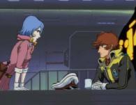Marina tente de faire comprendre à Warius que la situation peut dégénérer en mutinerie