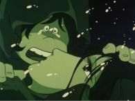 La mère de Tetsuro est abattue sous ses yeux par le Comte Mécanique lors d'une partie de chasse où les gibiers sont des humains