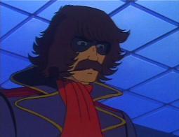C'est un humain qui commande l'Ombre de la Mort, même si l'équipage est constitué d'humanoïdes
