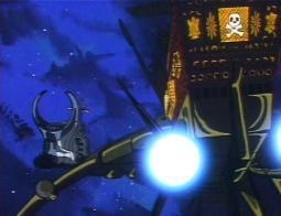 Les humanoïdes ont complètement automatisé l'Ombre de la Mort (Death Shadow - Harlock)