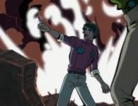 Waruis apprend qu'Albator attaqueune planète humanoïde
