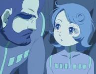 Marina était encore enfant lorsque le cataclysme est arrivé sur sa planète