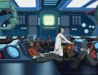 Tout l'équipage humanoïde est rapidement hors service