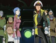 Marina refuse la proposition du Gouverneur Galactique