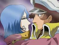Warius et Marina échangent enfin un premier baiser