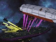 La flotte rebelle canarde le Hell Castle pour faire diversion