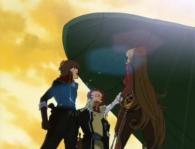 Toshirô débarque avec l'Ombre de la Mort
