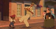 Le prince Naveen avant d'etre transformé en grenouille
