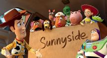 Les jouets d'Andy sont décidés à partir pour le jardin d'enfants (Toy Story 3 - Pixar)