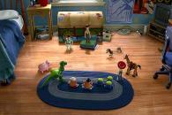 Les jouets sont désespérés de ne plus réussir à attirer l'attention d'Andy