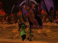 Capture d'Onyxia dans World of Warcraft
