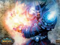 Fond d'écran humain mage (World of Warcraft)