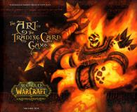 Couverture - World of Warcraft : The Art of the Trading Card Game (Art book) - couverture