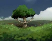 Le Chêne Mou libère les villageois