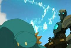 La plume de Az libère un message magique pour Yugo