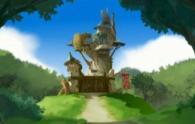 Le château de la princesse